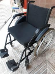 Cadeira de rodas Jaguaribe alumínio