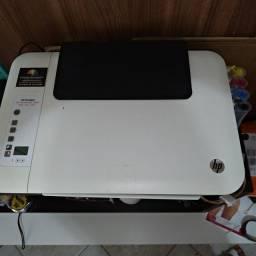 Impressora com Bulkink