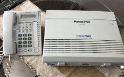 Pabx Panasonic TES 32 e Aparelho KX-T7730