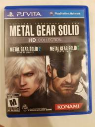 Metal gear solid hd collection ps.vita