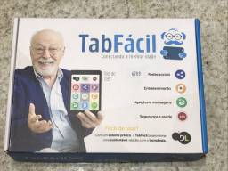 Tablet TabFacil TX385BRA para idosos Novo