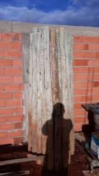 Estaca de eucalipto tratado / Esticador para cerca / arame farpado para cerca