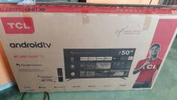 4K UHD SMART TV  TCL