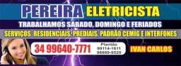 Eletricista predial residencial e comercial