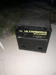 Cubo baixo meteoro ultrabass bx200
