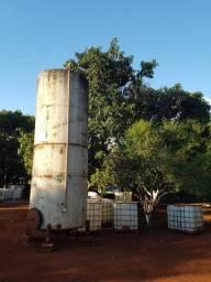 Vendo tanque reservatorio capacidade 13 mil litro