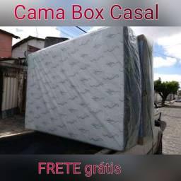CAMA Casal nova Frete grátis
