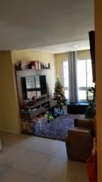 Apartamento 3 quartos mobiliado - condomínio grande com estrutura