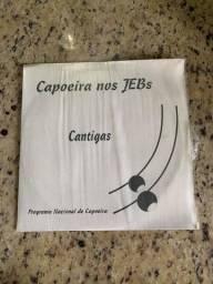 Disco Vinil- Capoeira Nos Jebs / Cantigas ( Near Mint) Sem Riscos!