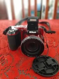 Câmera Nikon Coolpix L810 R$ 500,00