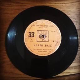 Disco de vinil Odair José 1972