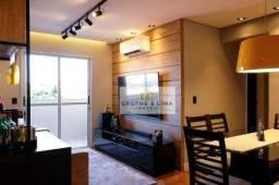 Apartamento com 2 dormitórios à venda, 62 m² por R$ 320.000,00 - Jardim São Vicente - São