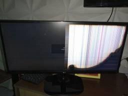 Monitor Gamer LG 25UM58G<br><br>