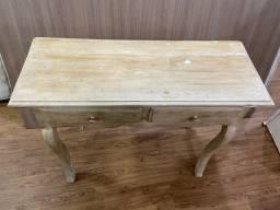 Mesa patinada usada