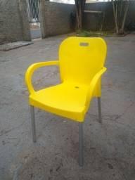 Título do anúncio: Cadeira de poliuretano