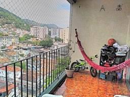 Título do anúncio: Engenho Novo - Rua Barão do Bom Retiro - Ótimo apto - 2 Quartos - Varanda - Dependência Co