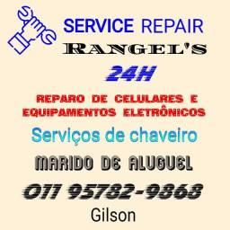 Título do anúncio: Serviço de manutenção e reparo em celulares e eletrônicos
