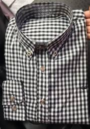 Camisas sociais Masculinas 15,00cada