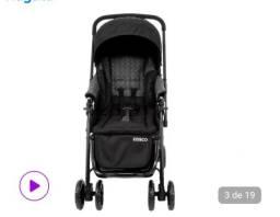 carrinho de bebe usado