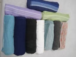 Título do anúncio: Toalhas de banho diversas cores