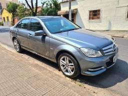 Título do anúncio: Mercedes Benz C180 2012 - Blindada