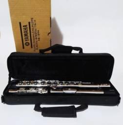 Título do anúncio: Vendo flauta transversal Yamaha