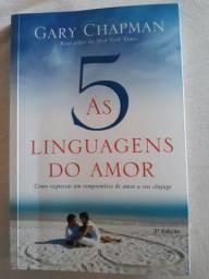 AS 5 LINGUAGENS DO AMOR- Gary Chapman