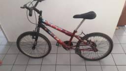 Título do anúncio: Bicicleta para criança