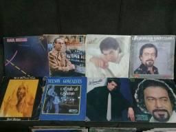Vendo lote de discos nacionais