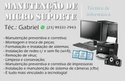 Técnico de t.i com CNPJ