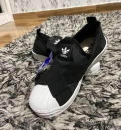 Tênis Adidas Slip ON Novo TAM. 37