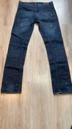 Calça Zara Jeans 38 original