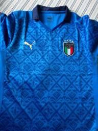 Camiseta Itália ?
