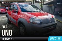 Título do anúncio: UNO WAY 1.0 EVO FIRE FLEX 8V 5P
