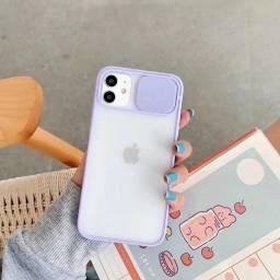 Título do anúncio: Capa iPhone 11 e 11 PRO Proteja seu iPhone com estilo