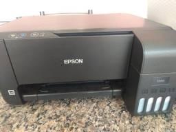 Título do anúncio: Impressora Epson com Eco tank
