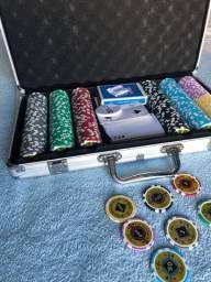 Maleta de Poker 300 Fichas