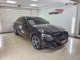 Título do anúncio: Mercedes Benz C-180 2015