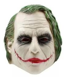 Máscara de Látex para Carnaval / Halloween - Coringa - Heath Ledger