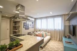 Apartamento à venda com 1 dormitórios em São francisco, Curitiba cod:AP0389_CAZA