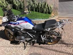 Moto BMW R 1250 GS - super nova, único dono