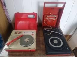 Rádio sonata vitrola