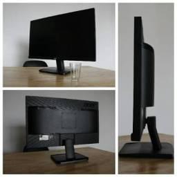 """Monitor Acer 27"""" com HDMI, VGA e DVI parcelo no cartao de credito"""