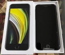 IPhone SE 256Gb Preto (2ª Geração) ANATEL