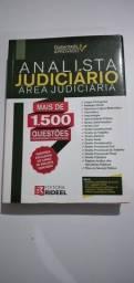 Analista judiciário área judiciária