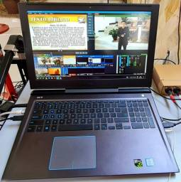 Dell G7 I7 8Geração