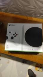 Xbox séries s impecável  aceito one s e volta