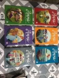 Coleção de livros Anne de green gables