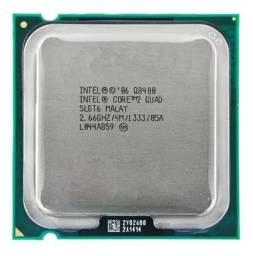 Processador Intel Core2 Quad Q8400   4 núcleos    2.6GHz