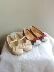 Título do anúncio: 2 sapatilhas Infantil - Tam 28